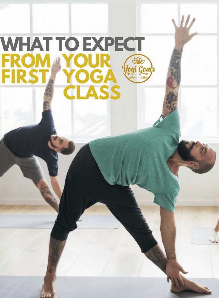 Everything You Need to Know for Your First Yoga Class