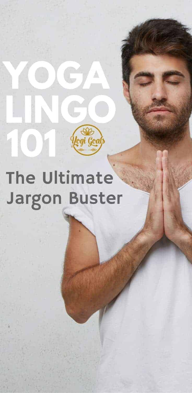 If you're struggling to tell your mantra from your drishti — buckle in for a yoga lingo masterclass. #yoga #yogainspiration #yogalife #yogadudes #yogagoals #fitness #yogalove #yogaeverydamnday #yogaforbeginners
