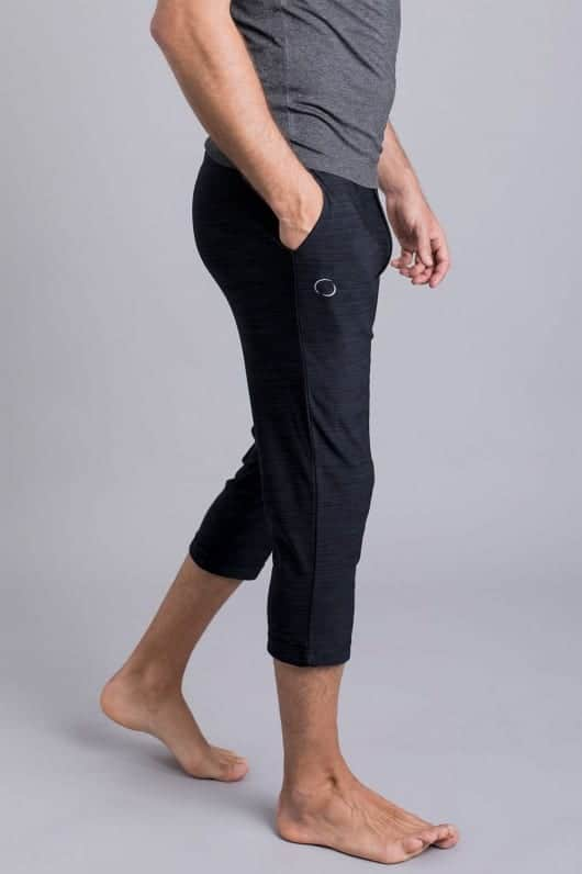 ohmme namoustache men's yoga pants