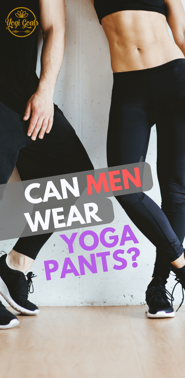 I'm happy to report fellas, that yoga pants for men are absolutely a thing – and they're every bit as comfortable as you think! #yoga #yogaeverydamnday #yogainspiration #yogigoals