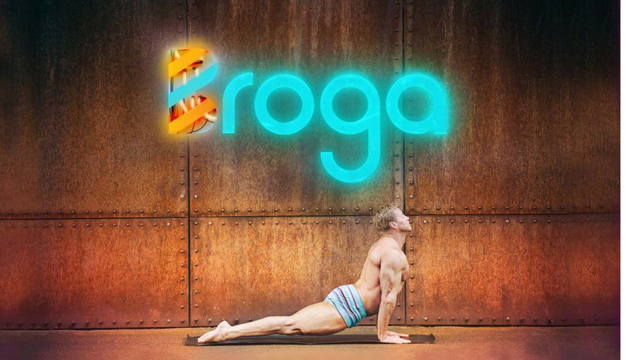 broga - yoga for men